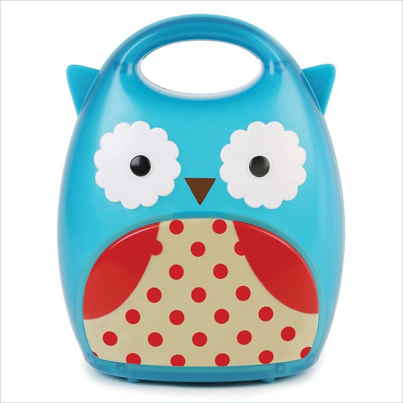 Skip Hop Zoo Take-along Kids Nightlight in Owl