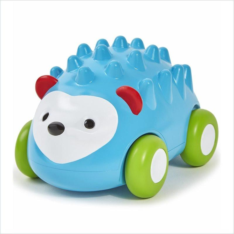 Skip Hop Explore and More Pull & Go Car in Hedgehog