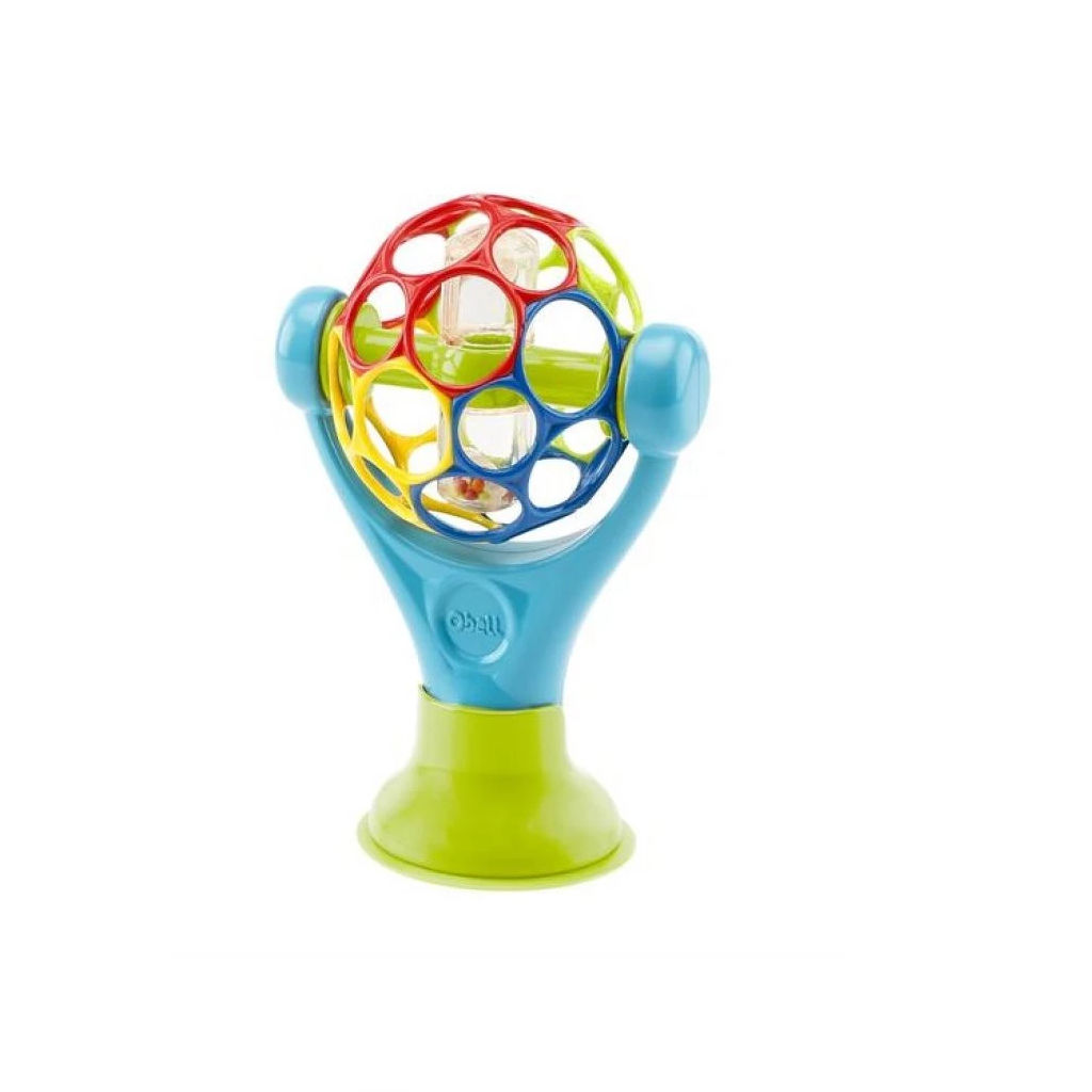 Rhino Toys Oball Grip & Play Suction Cup Toy
