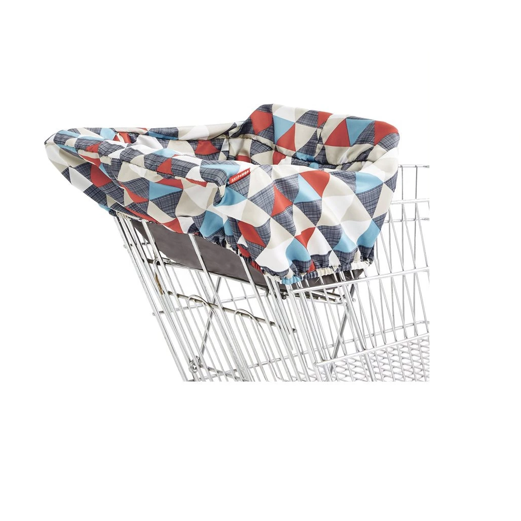 Skip Hop Take Cover Shopping Cart and High Chair Cover in Multi