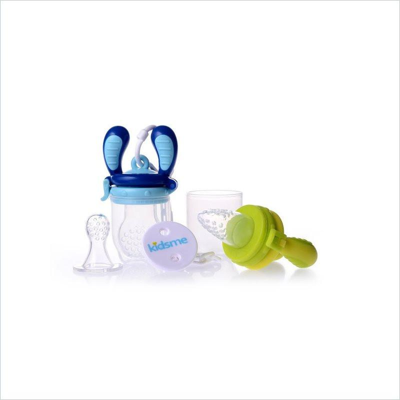 Kidsme Starter Pack in Lime and Aquamarine