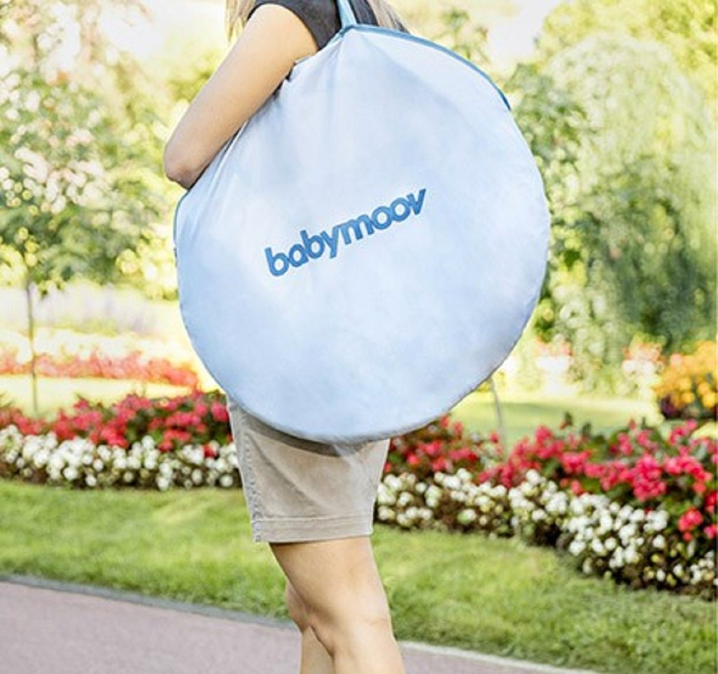 BabyMoov Anti-UV tent tropical