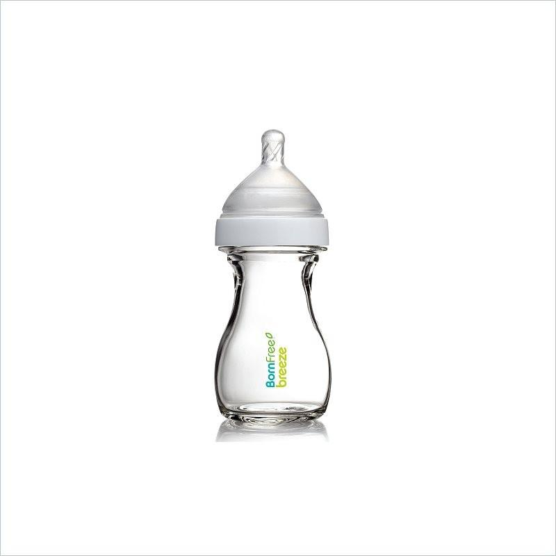 Born Free 5 Oz. Breeze Glass Bottle - Single