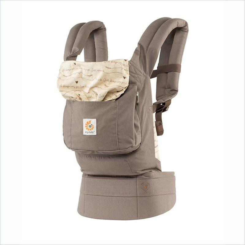 Ergobaby Original Baby Carrier in Love Notes