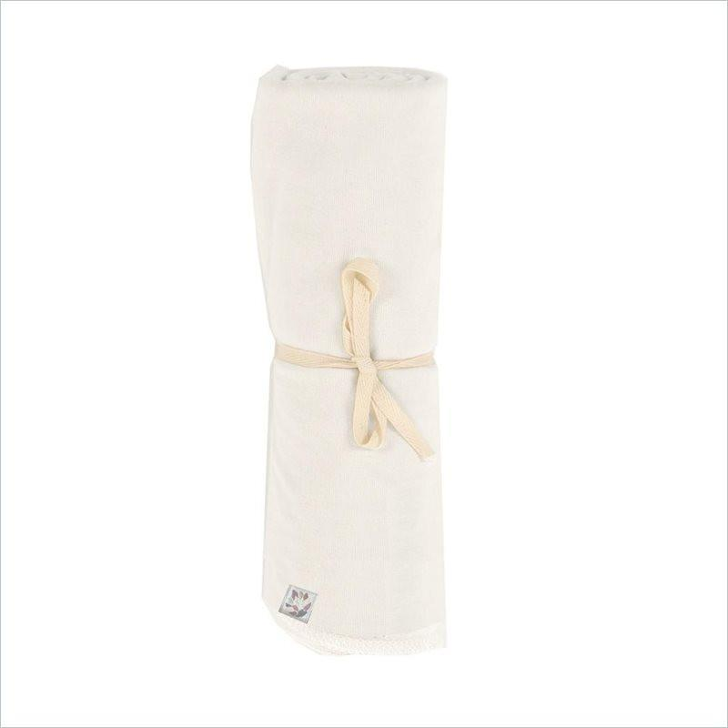 Westcoast Baby Coccon Blanket in White