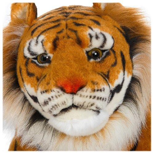 Melissa & Doug Tiger Plush Stuffed Animal