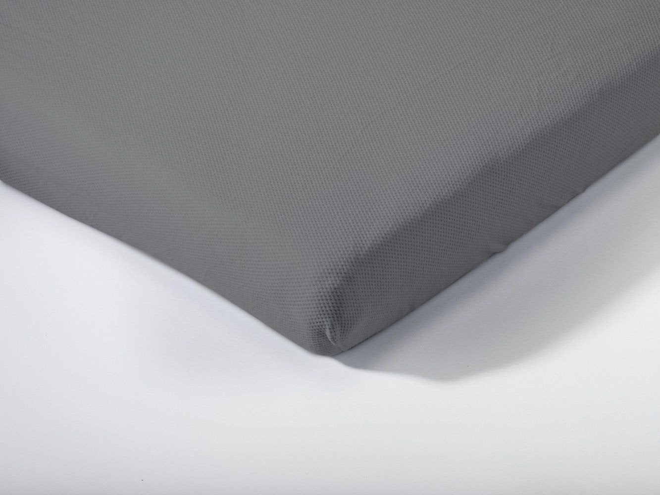 Aerosleep Sleep Safe Fitted Sheet in Dark Grey