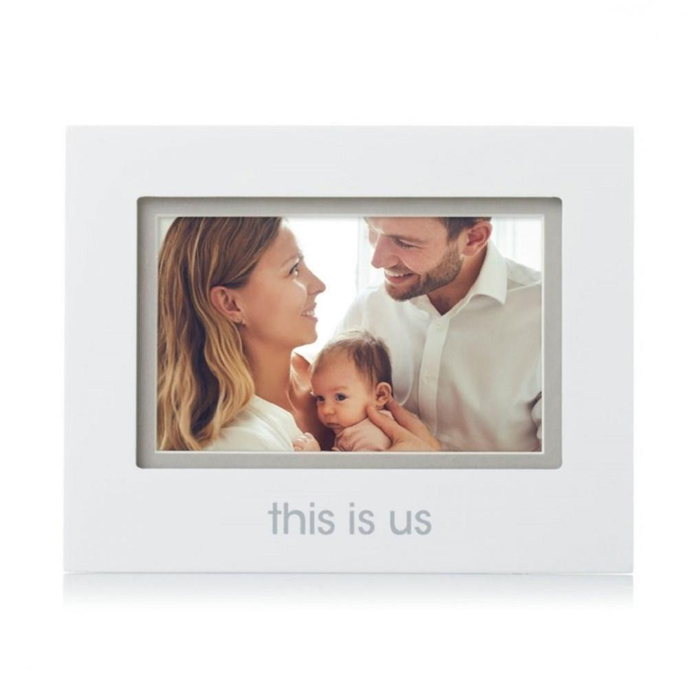 "Pearhead ""This is us"" Sentiment Frame"