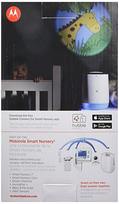 Motorola Smart Nursery Dream Machine