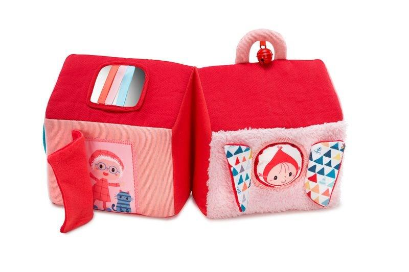 Lilliputiens Red riding hood hide and seek