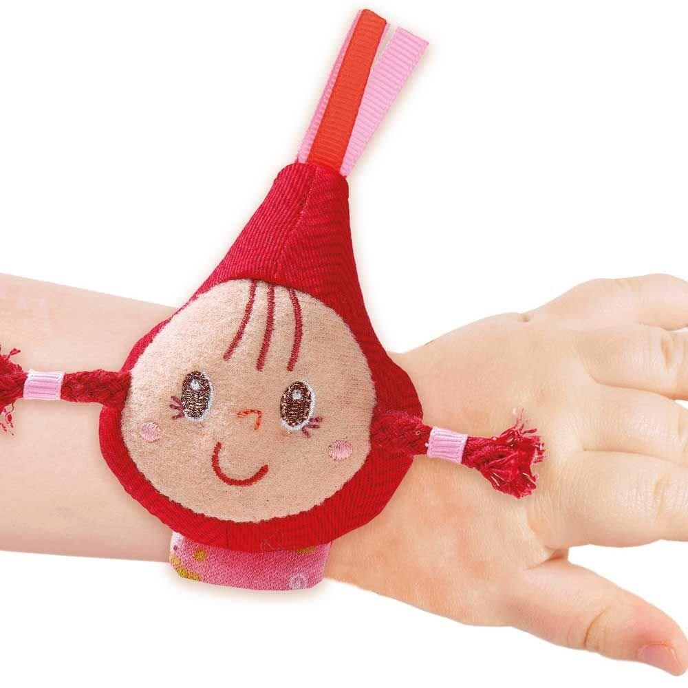 Lilliputiens Little Red Riding Hood Bracelet Rattle