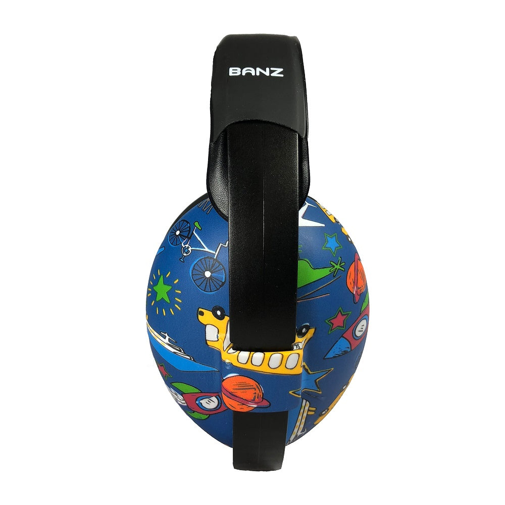 Baby Banz Earmuffs (2yrs+) in Transport