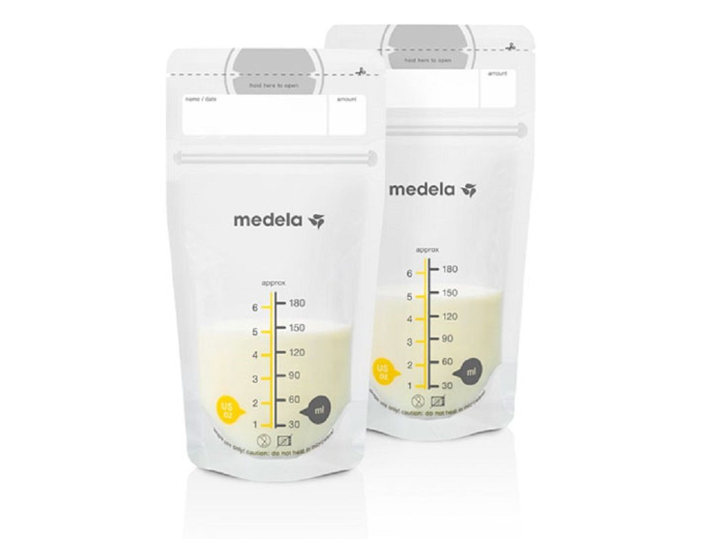 Medela Breast milk storage bags in 25 count