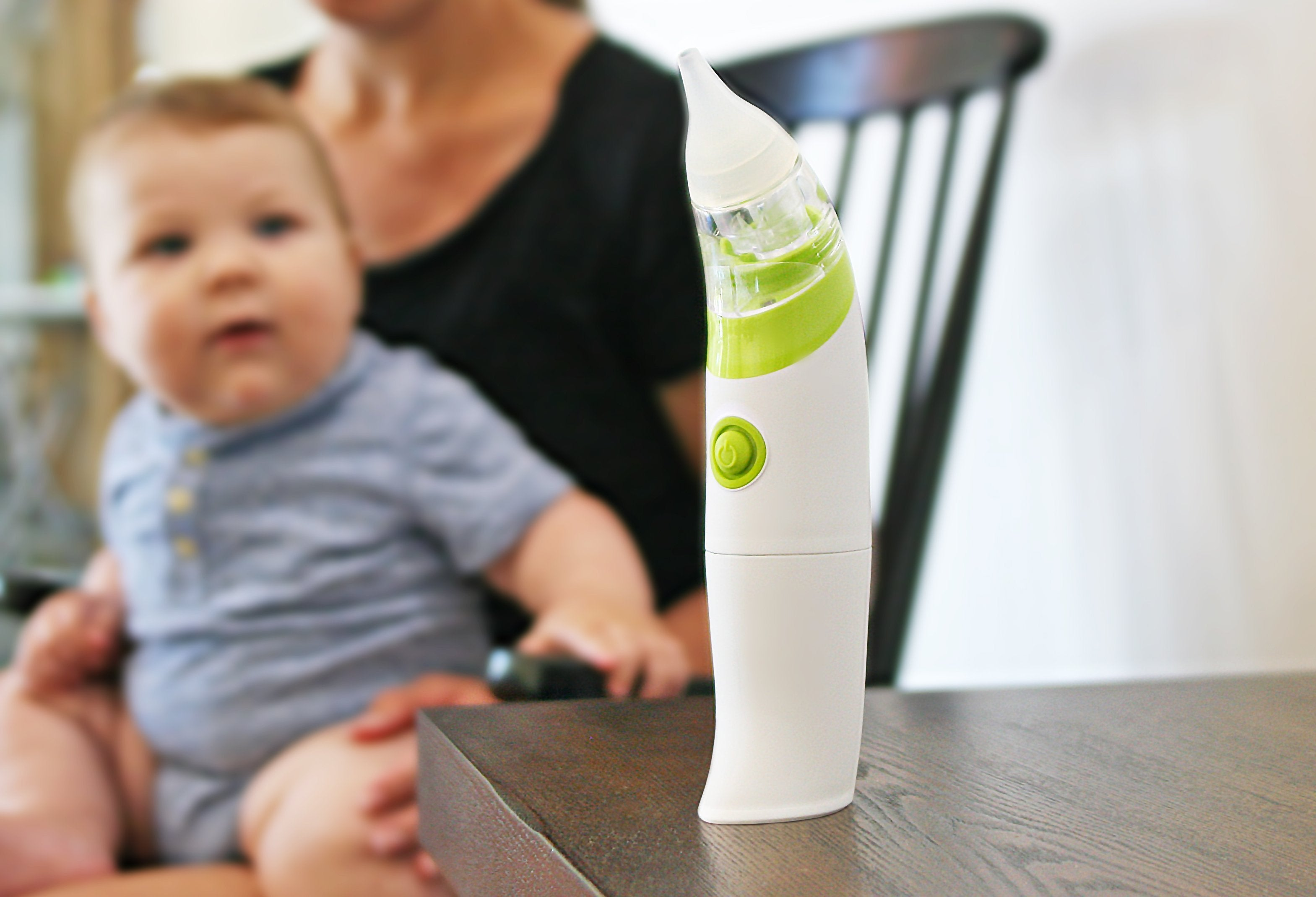 Zoli BREATHE Electric Nasal Aspirator
