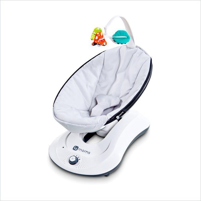 4moms RockaRoo Infant Bouncer Grey (Floor Model)