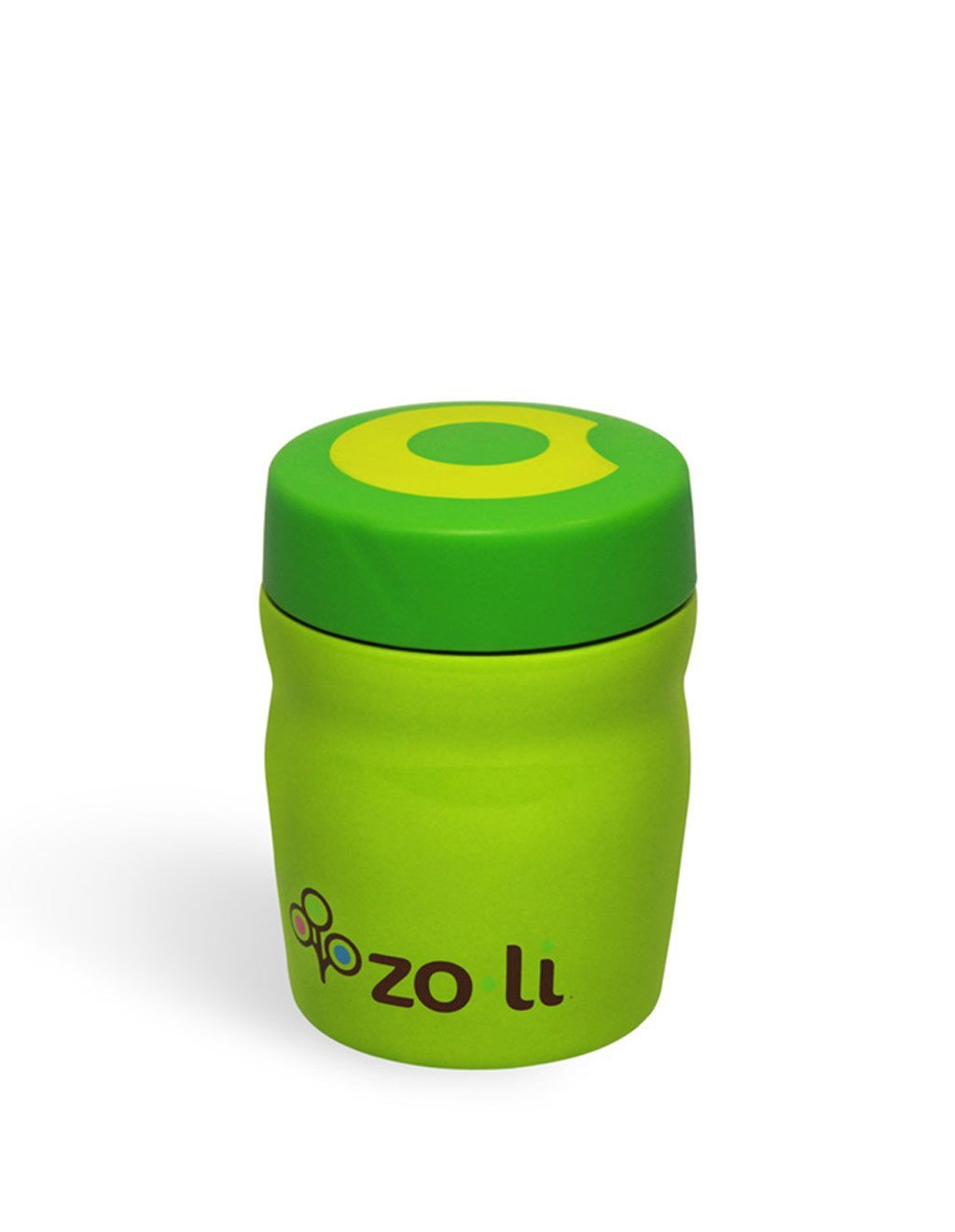 ZoLi Dine 12oz Vacuum Insulated Food Jar in Green
