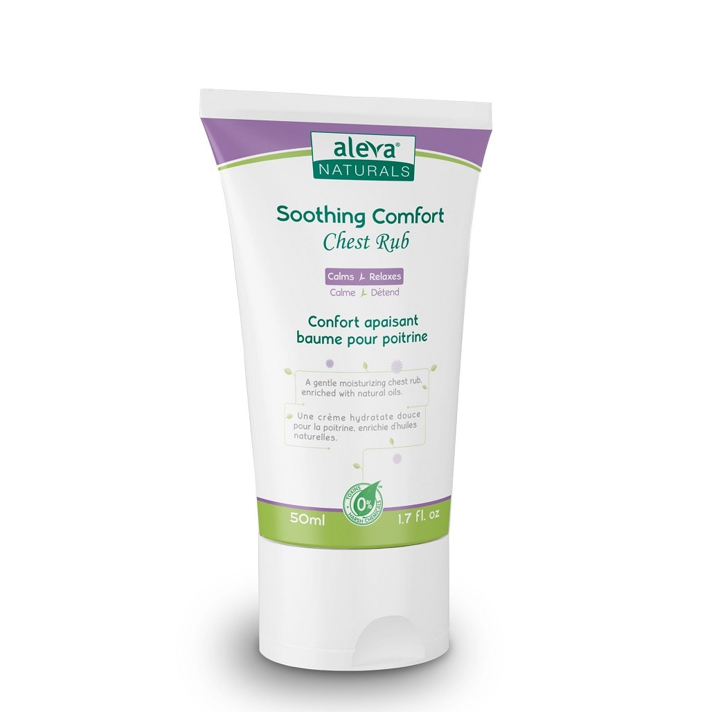 Aleva Naturals Breathe Easy Cream