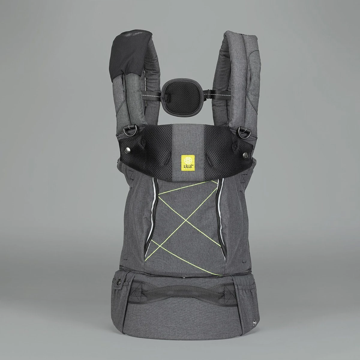 LILLEbaby Pursuit All Seasons Carrier in Graphite
