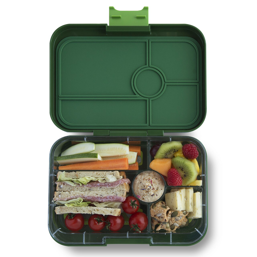 Yumbox Tapas with 5 Compartment