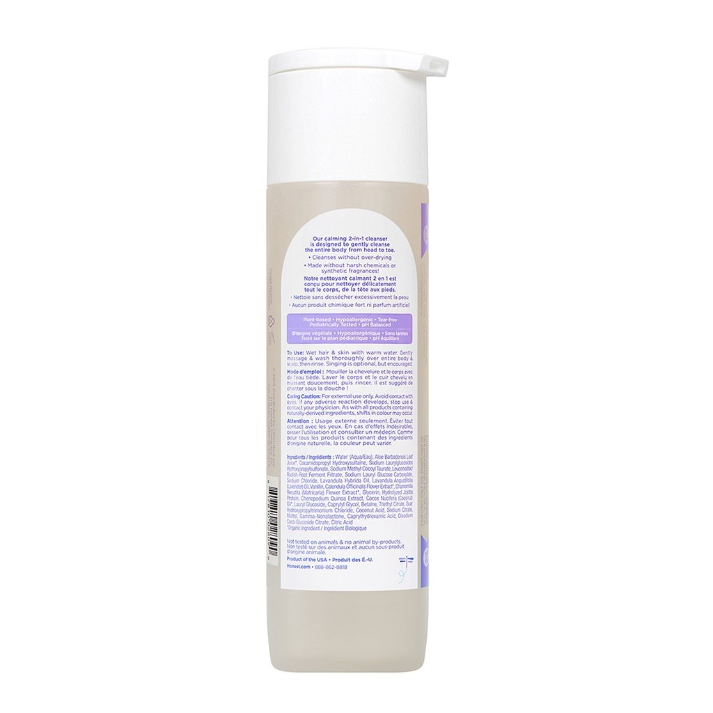 Honest Shampoo/Body Wash - Dreamy Lavender