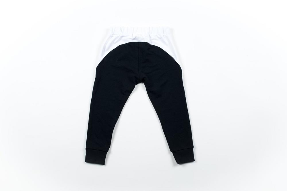 Hudson + Hobbs Two-Tone SweatPant