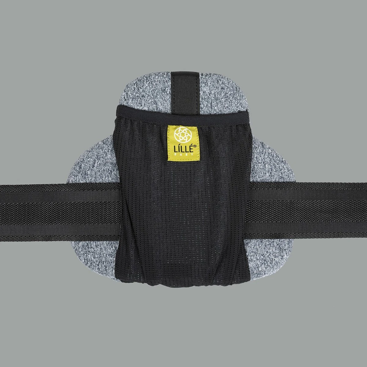 LILLEbaby Pursuit Pro Carrier in Heathered Grey