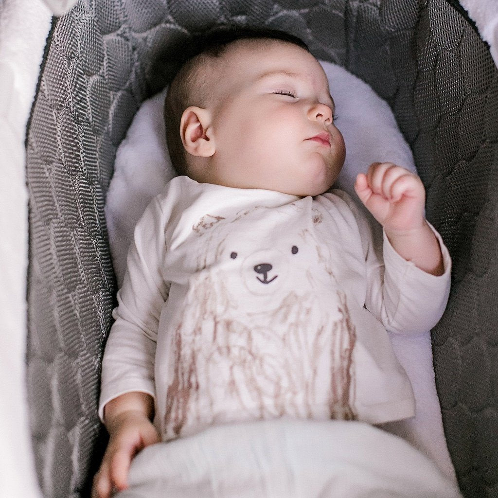 InGenuity DreamComfort Smart & Simple Playard - Connolly