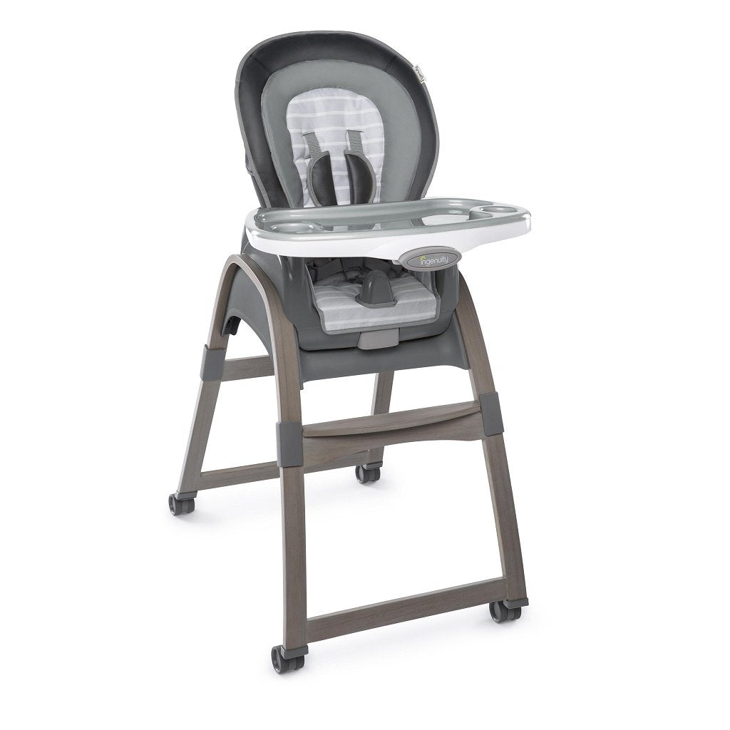 InGenuity Boutique Collect-3in1Wood HighChair - Bella Teddy