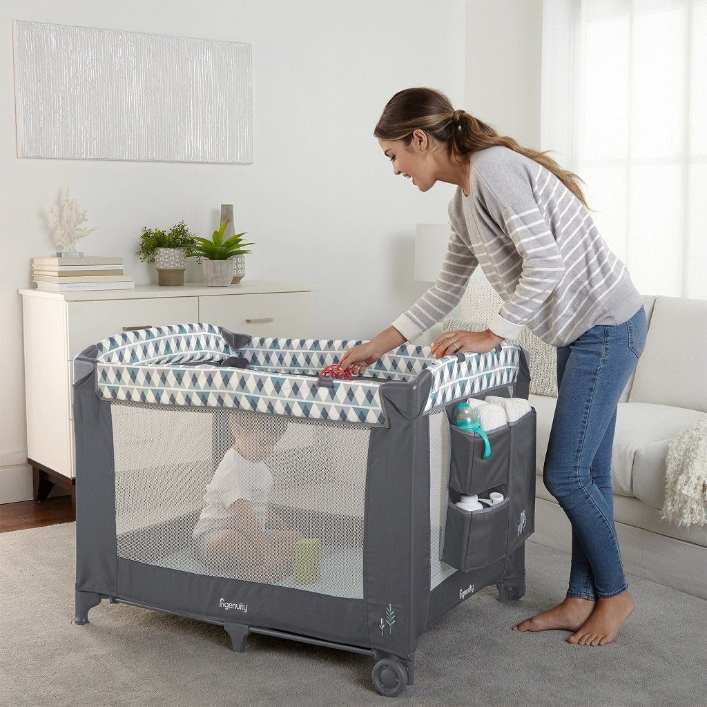 InGenuity Smart and Simple Playard - Chadwick