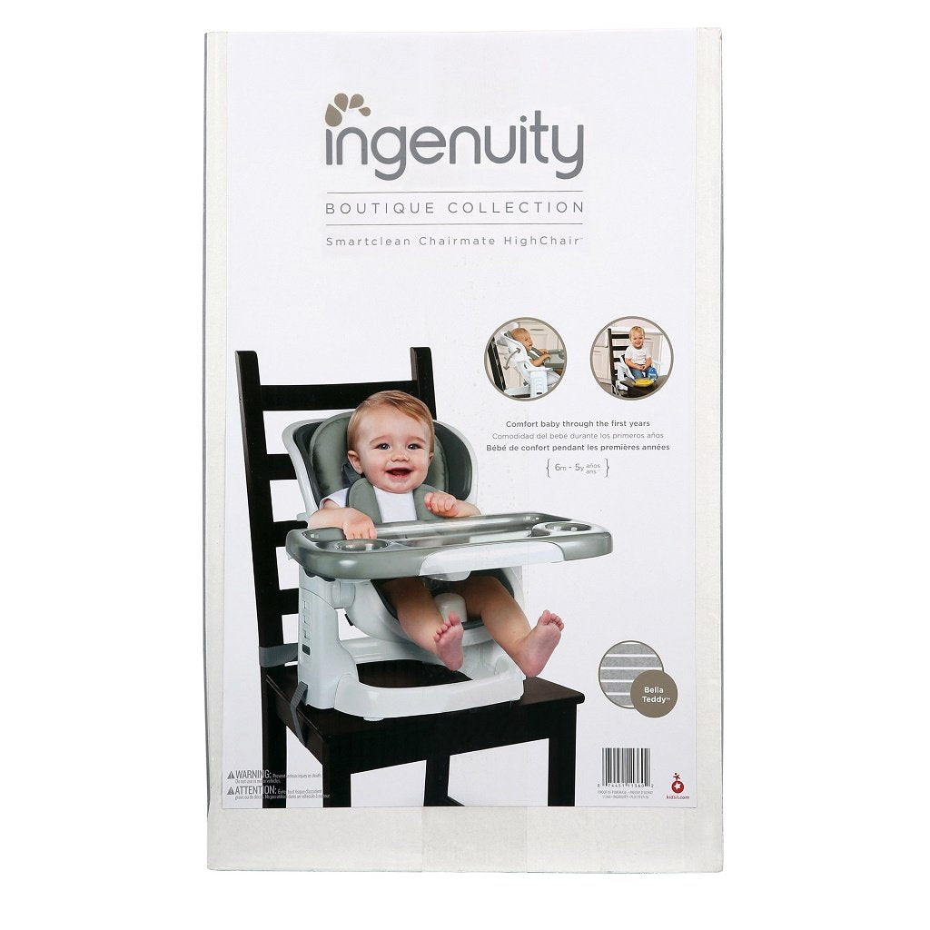 InGenuity Boutique Collect SmartClean Chairmate BellaTeddy