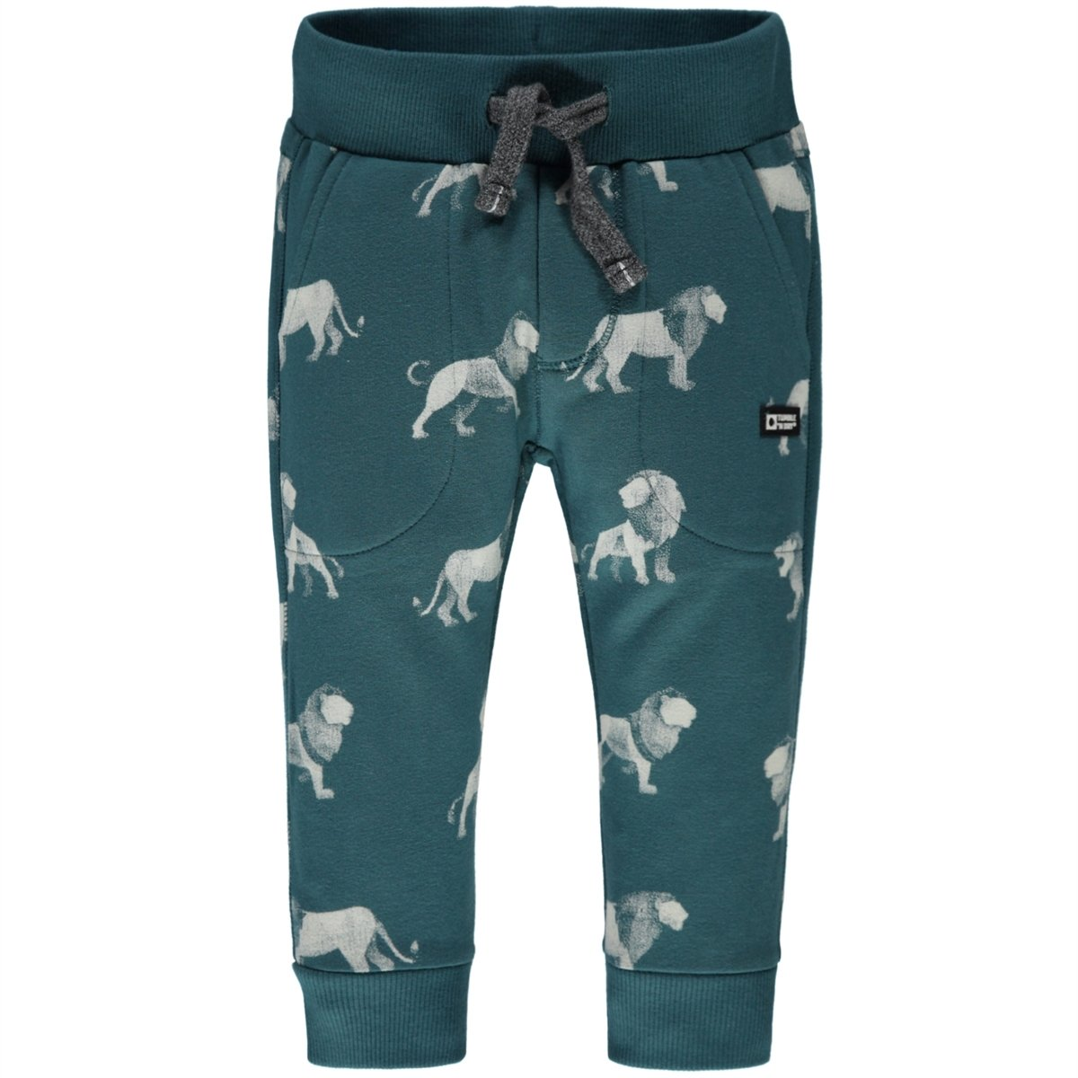 Tumble N Dry Kwasi BOYS LO JOGG in Green Petrol