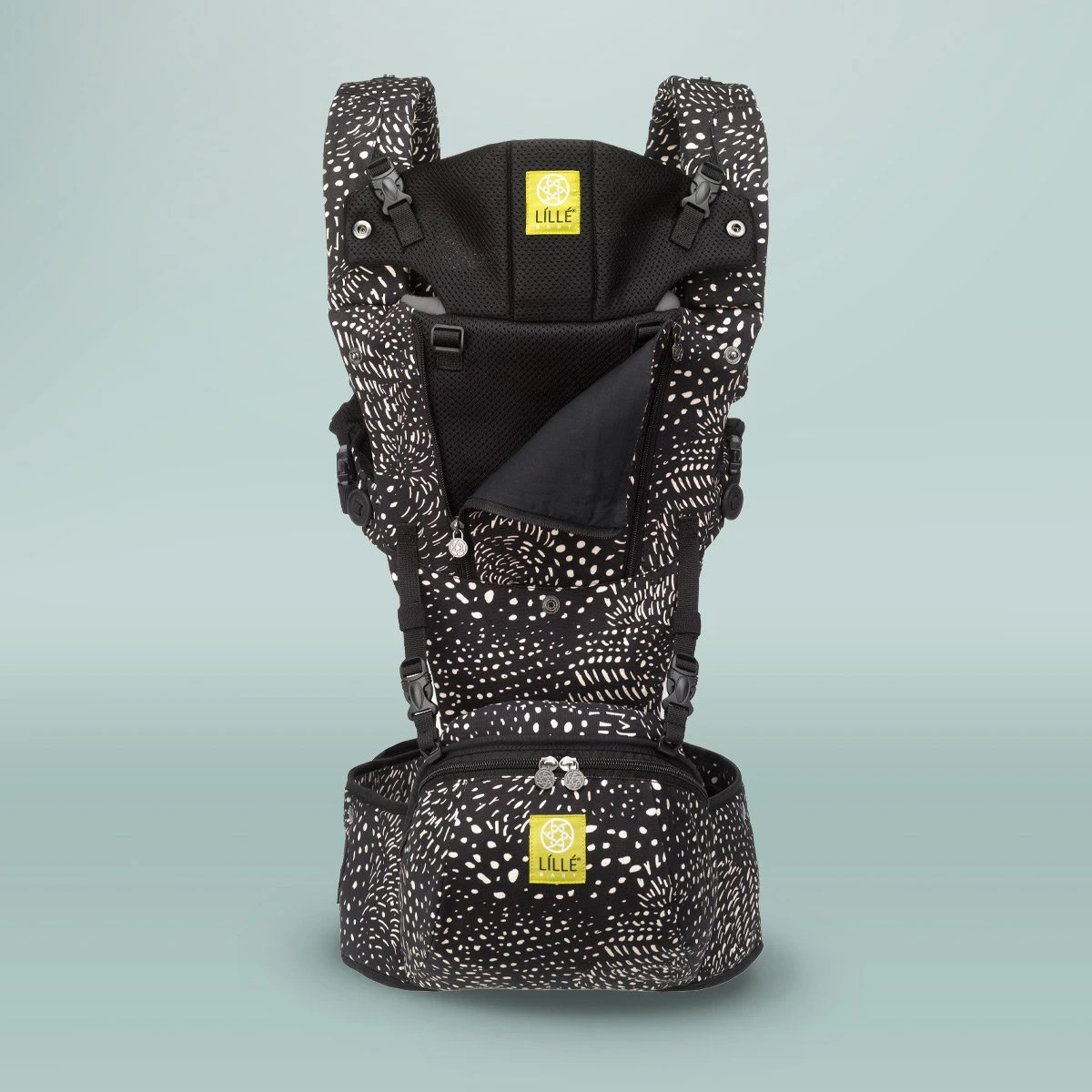 LILLEbaby SeatMe All Seasons Carrier in Plume