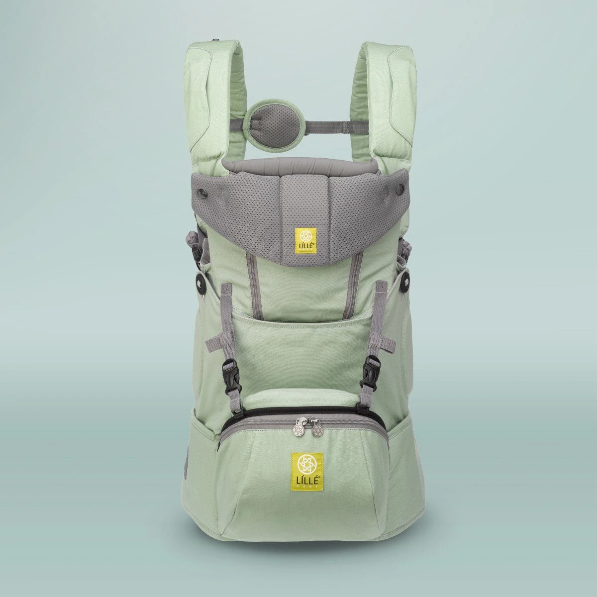 LILLEbaby SeatMe All Seasons Carrier in Sage