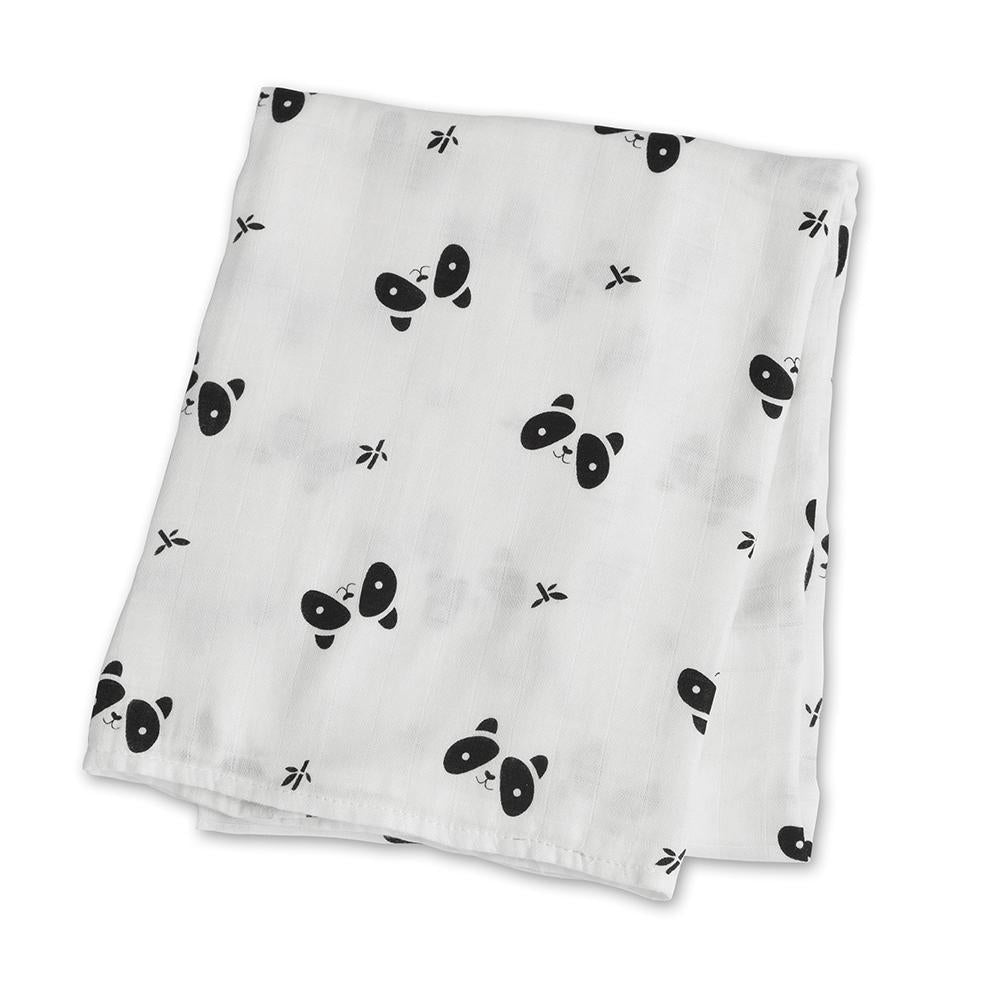 Lulujo Swaddle Blanket Bamboo Cotton