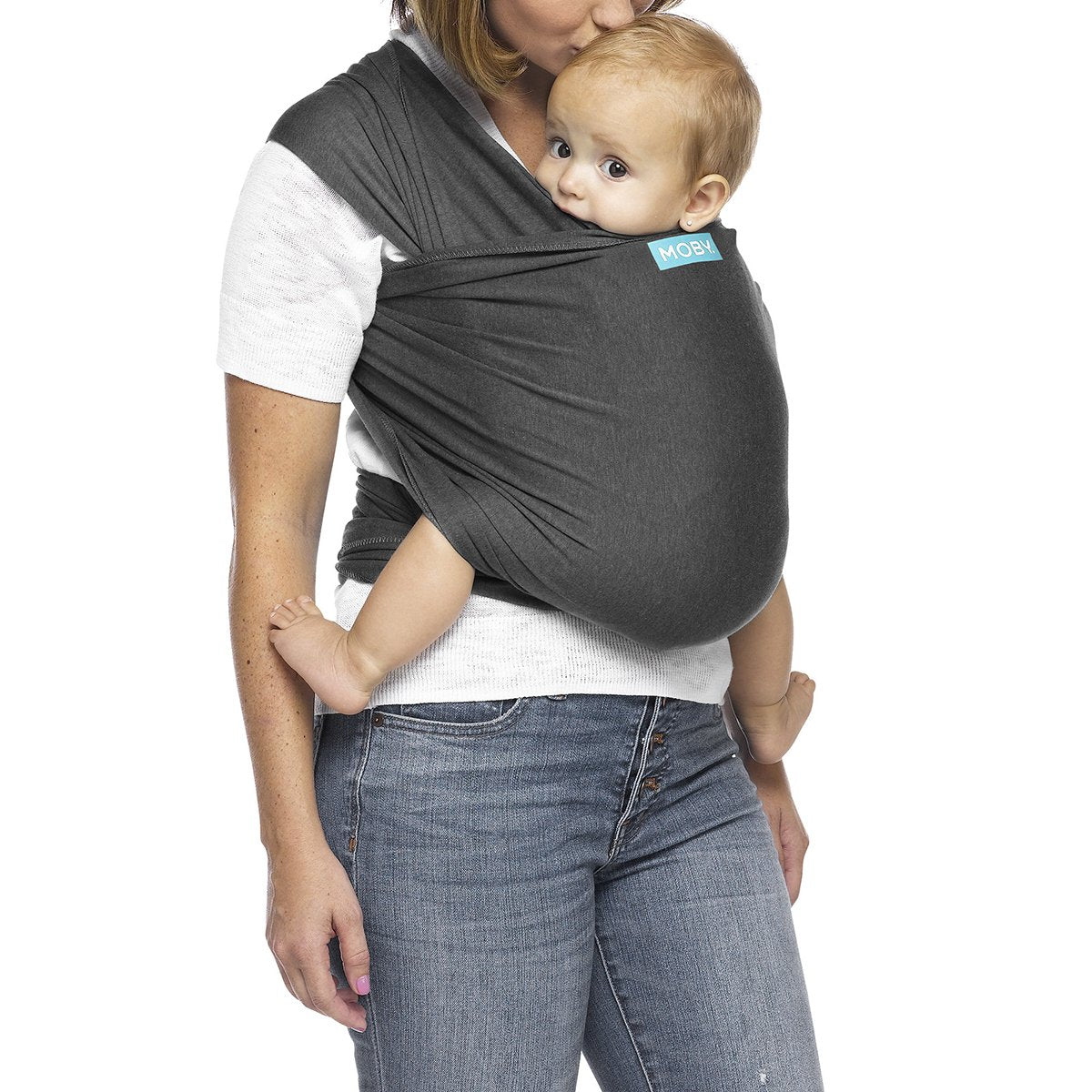 Moby Evolution Wrap - Charcoal