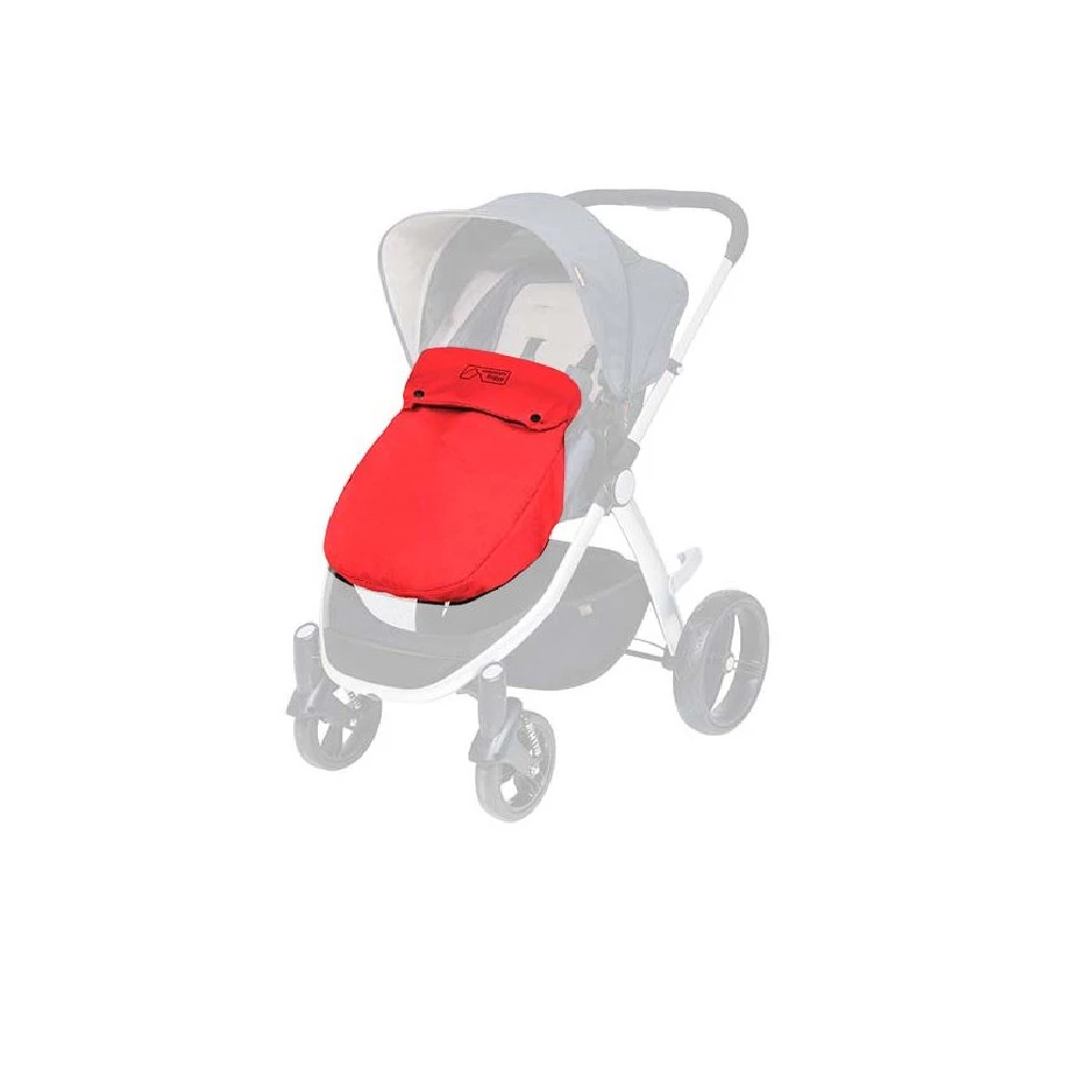 Mountain Buggy Cosy Toes Stroller Footmuff  in Chilli
