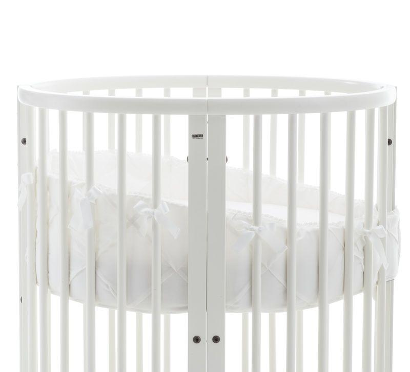 Stokke  Sleepi Bumper In White