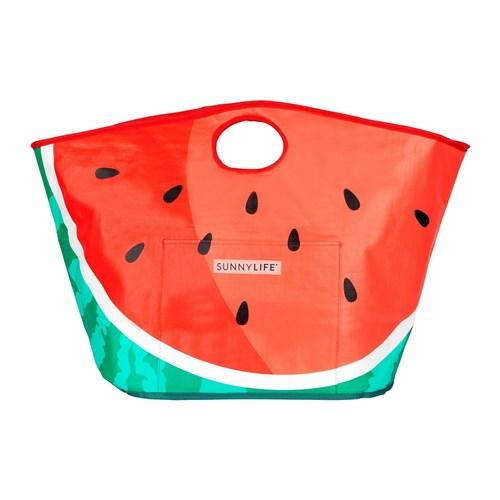 Sunnylife Carryall Beach Bag Watermelon