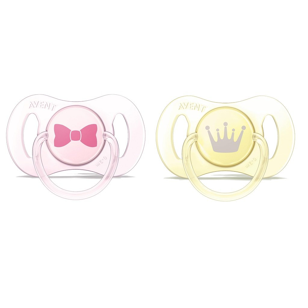 Philips Avent Newborn Mini Pacifier (0-2)