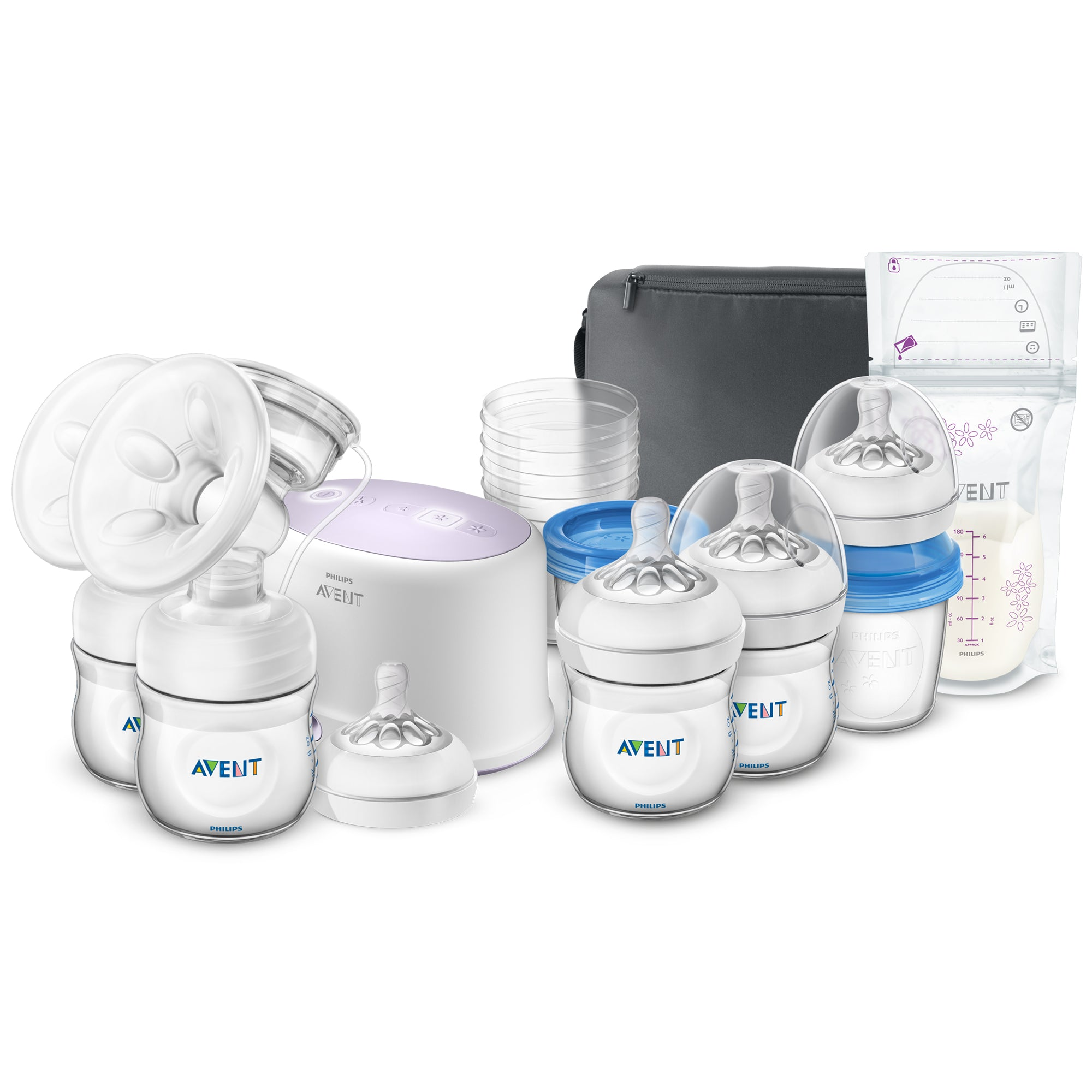 Philips AVENT NATURAL DoubleElectric Breast Pump