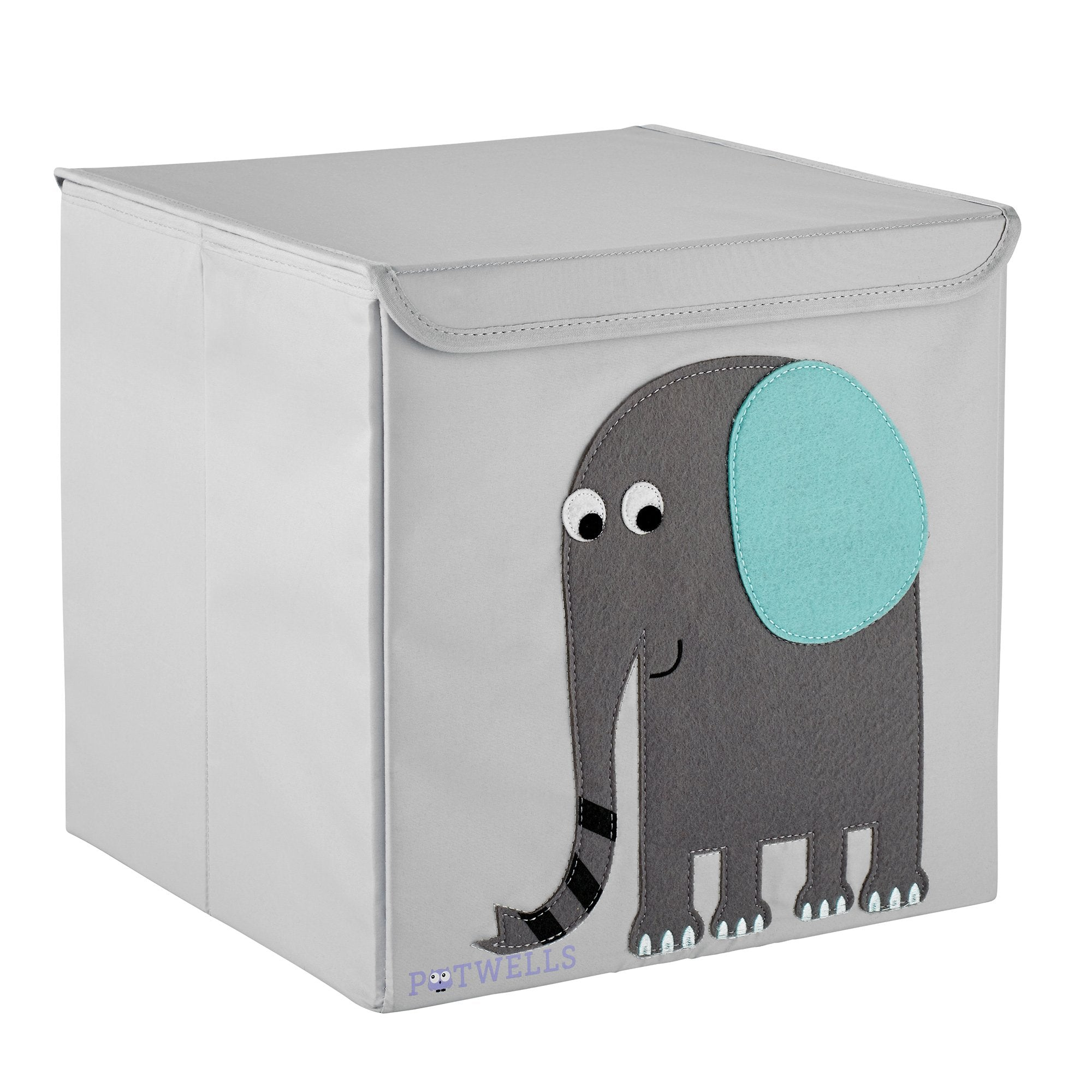 Potwells Storage Box - Elephant