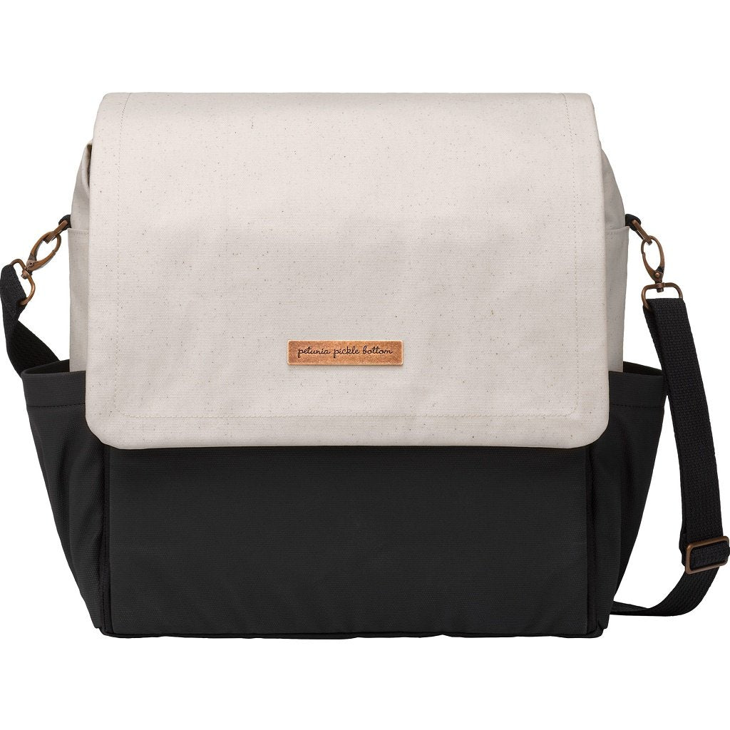 Petunia Pickle Bottom Boxy Backpack - Birch/Black