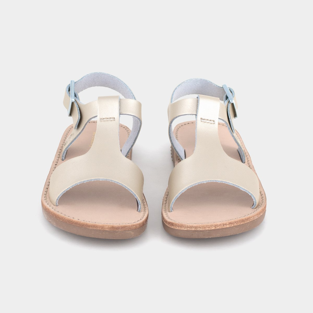 Freshly Picked Platinum Malibu Sandal