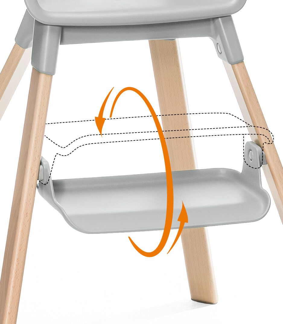 Stokke CLIKK High Chair (Floor Model)