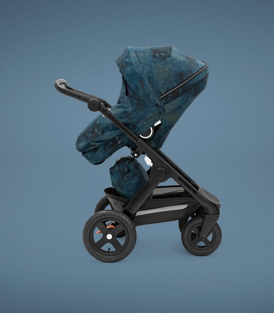 Stokke Trailz Black Terrain Freedom Limited Edition