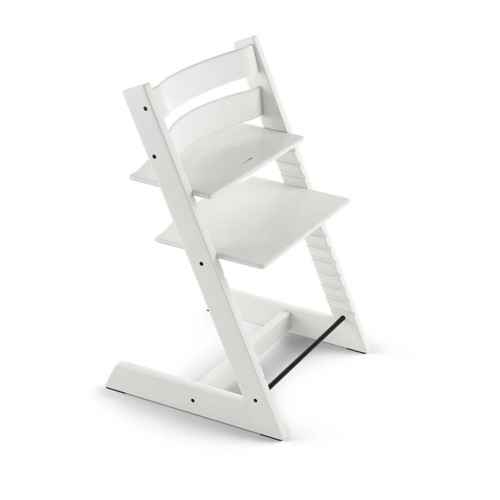Stokke TRIPP TRAPP Chair in White