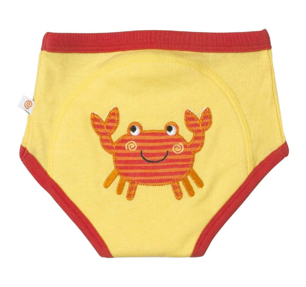 Zoocchini Organic Training Pants - Boys Ocean Friends