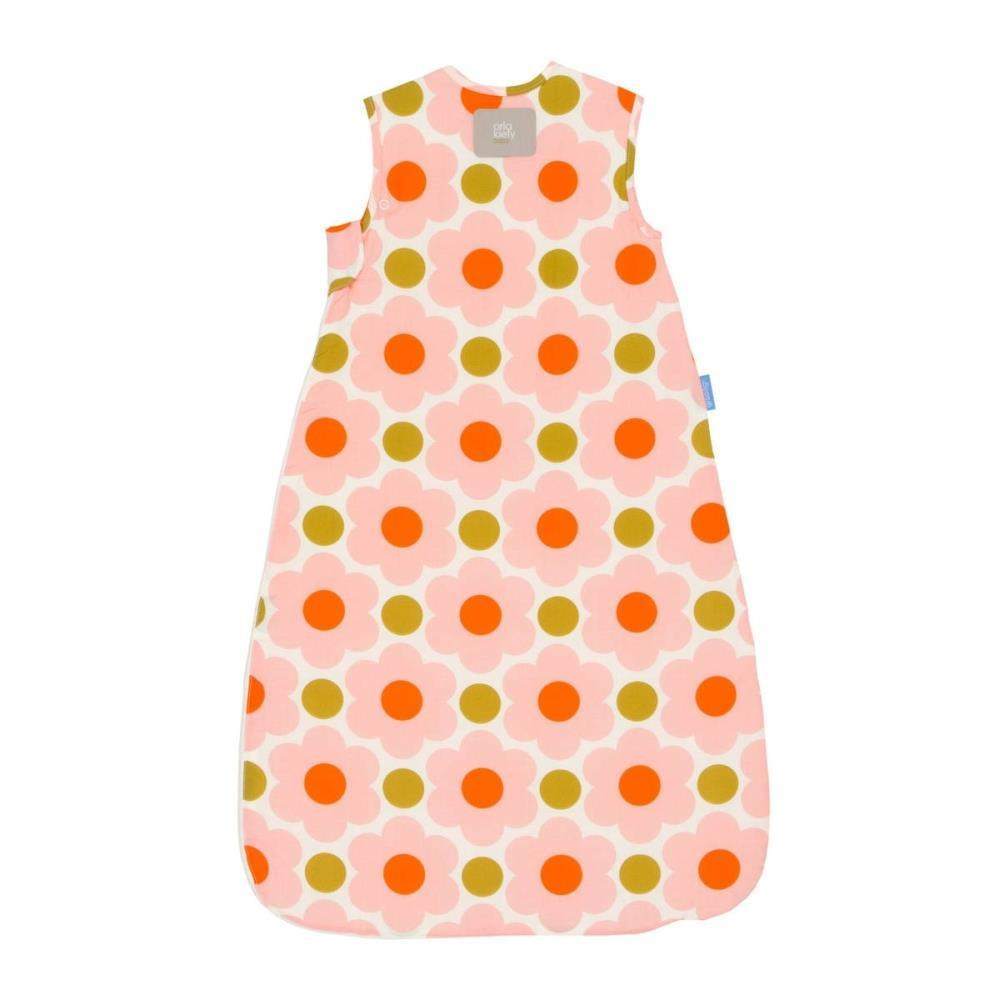 Grobag 1.0 Tog Sleeping Bag in Daisy Spot Flower