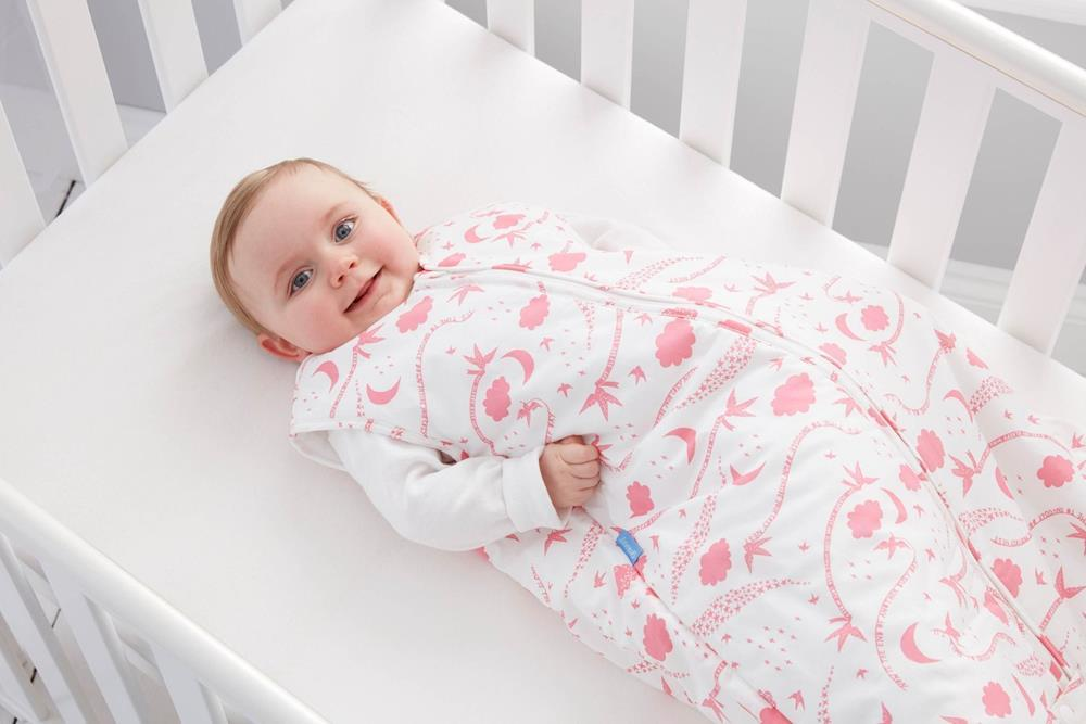 Grobag Baby Sleeping Bags 2.5 Tog in Spring Morning