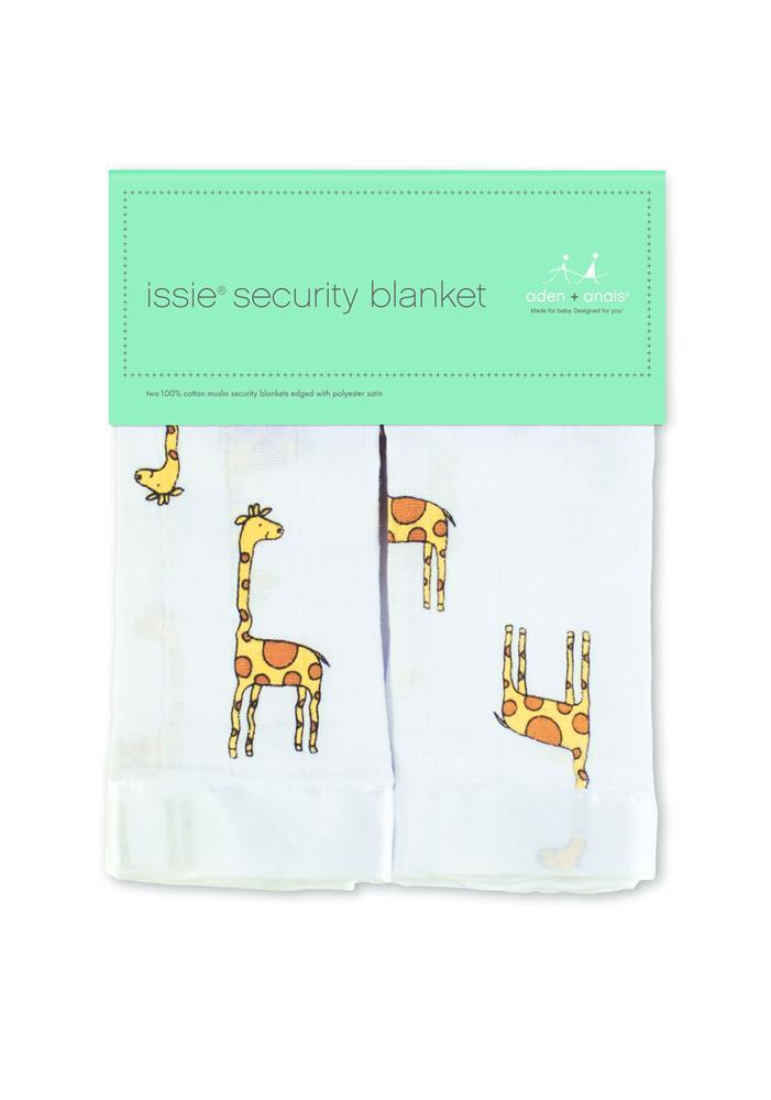 Aden + Anais issie muslin security blanket